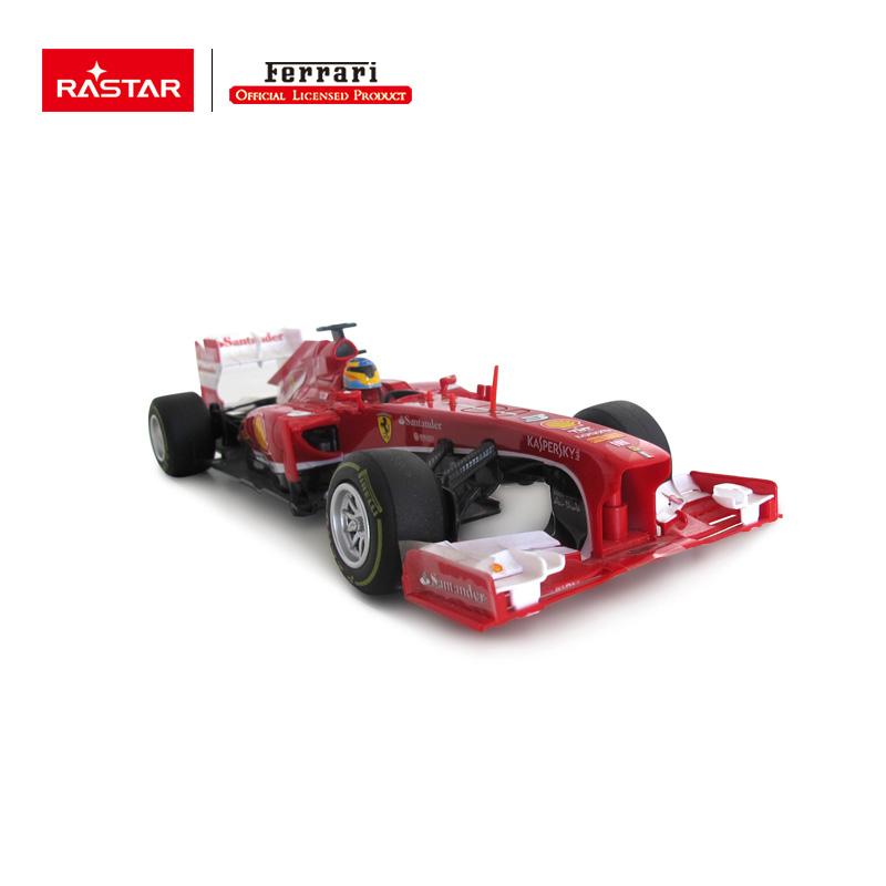 RASTAR 1:18 rc spielzeug batterie power dekorative Ferrari logo klassische auto
