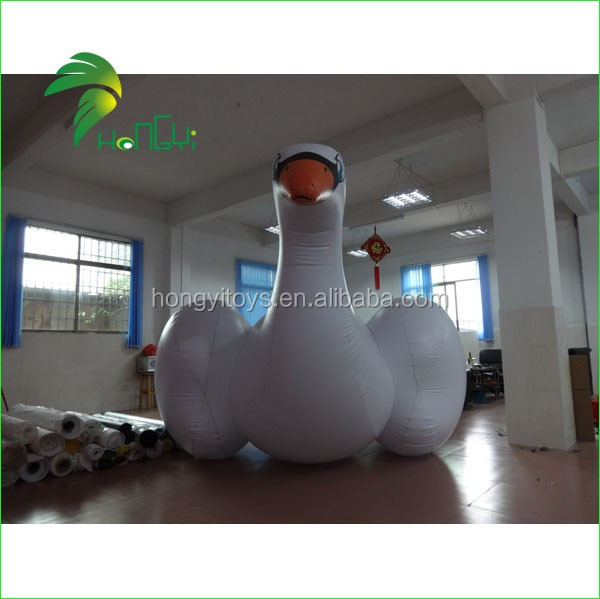HYSIS08-inflatable swan