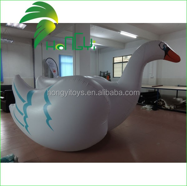 HYSIS559-inflatable swan
