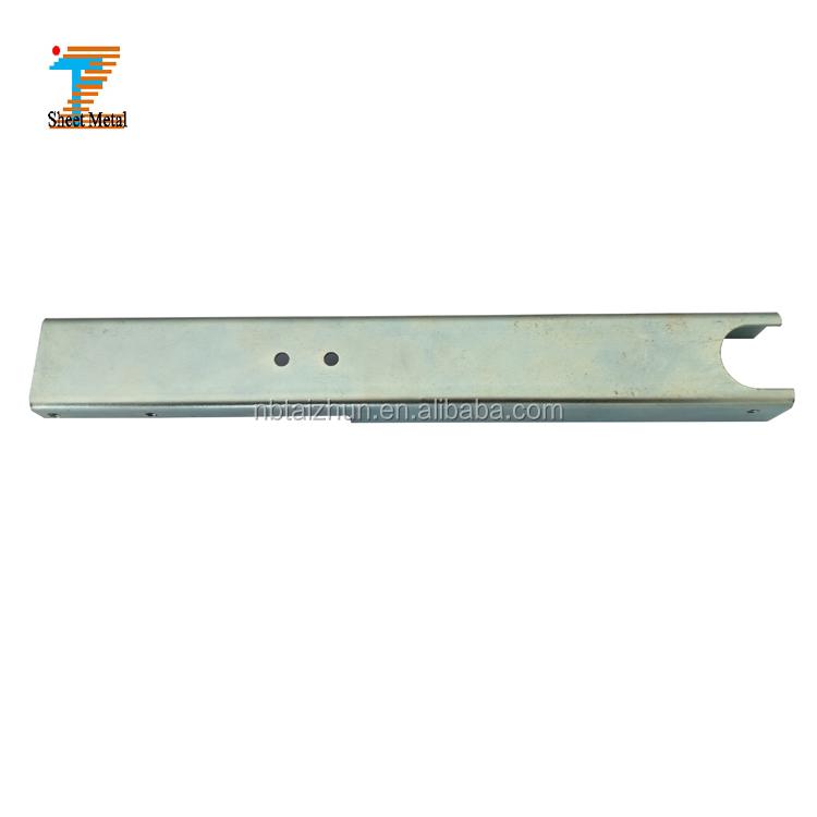 Thaizhun di marca OEM fabbricazione ondulato flessibile foglio di piegatura dei metalli per cavo piatto