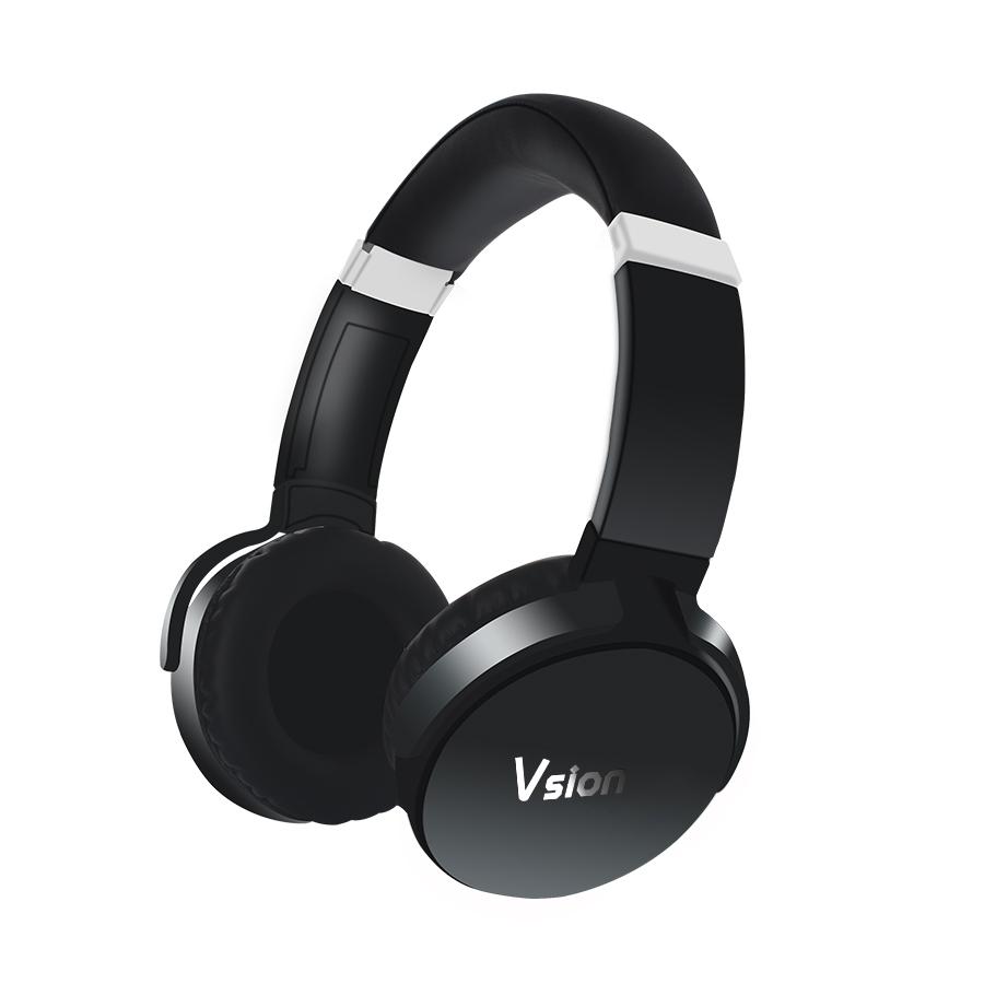 VSION VS-07 hotsale 2018 guangzhou fabricante china fone de ouvido fone de Ouvido Sem Fio