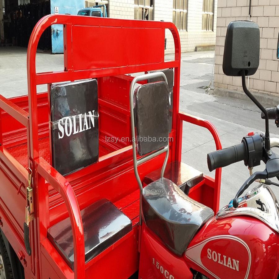 <span class=keywords><strong>dinheiro</strong></span> na entrega na Índia triciclo de uma roda de lixo eletric