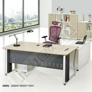 Офисный стол из МДФ компьютерный офисный стол исполнительный стол Зебра Стол