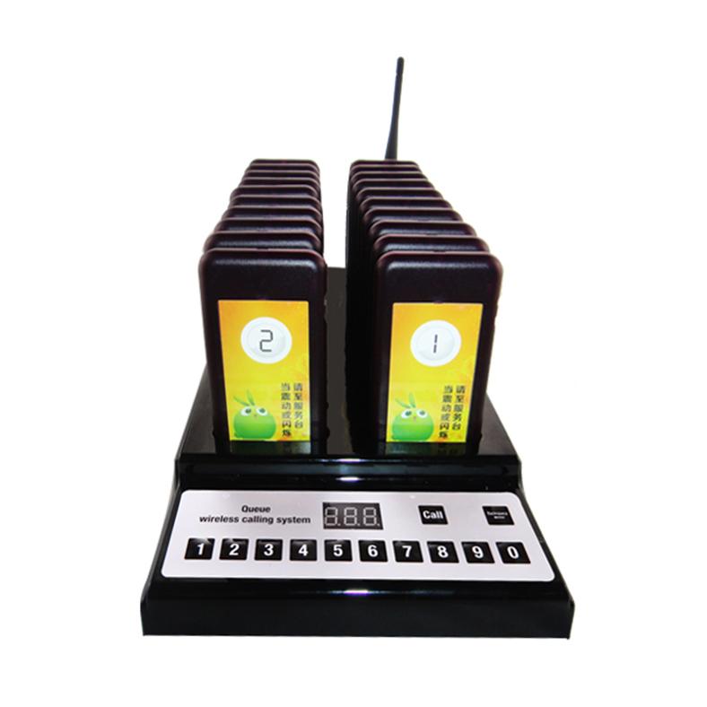 Ringbell NR-1 Cliente di Gestione Delle Code