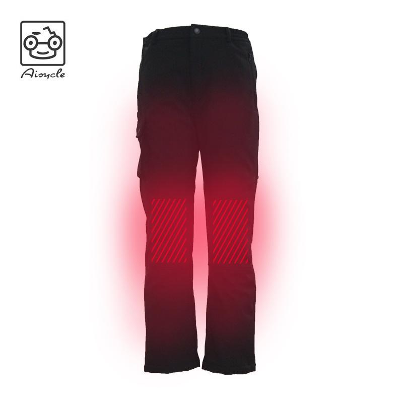 Перезаряжаемая батарея Подогреваемые штаны, электрическая Подогреваемые штаны для охоты