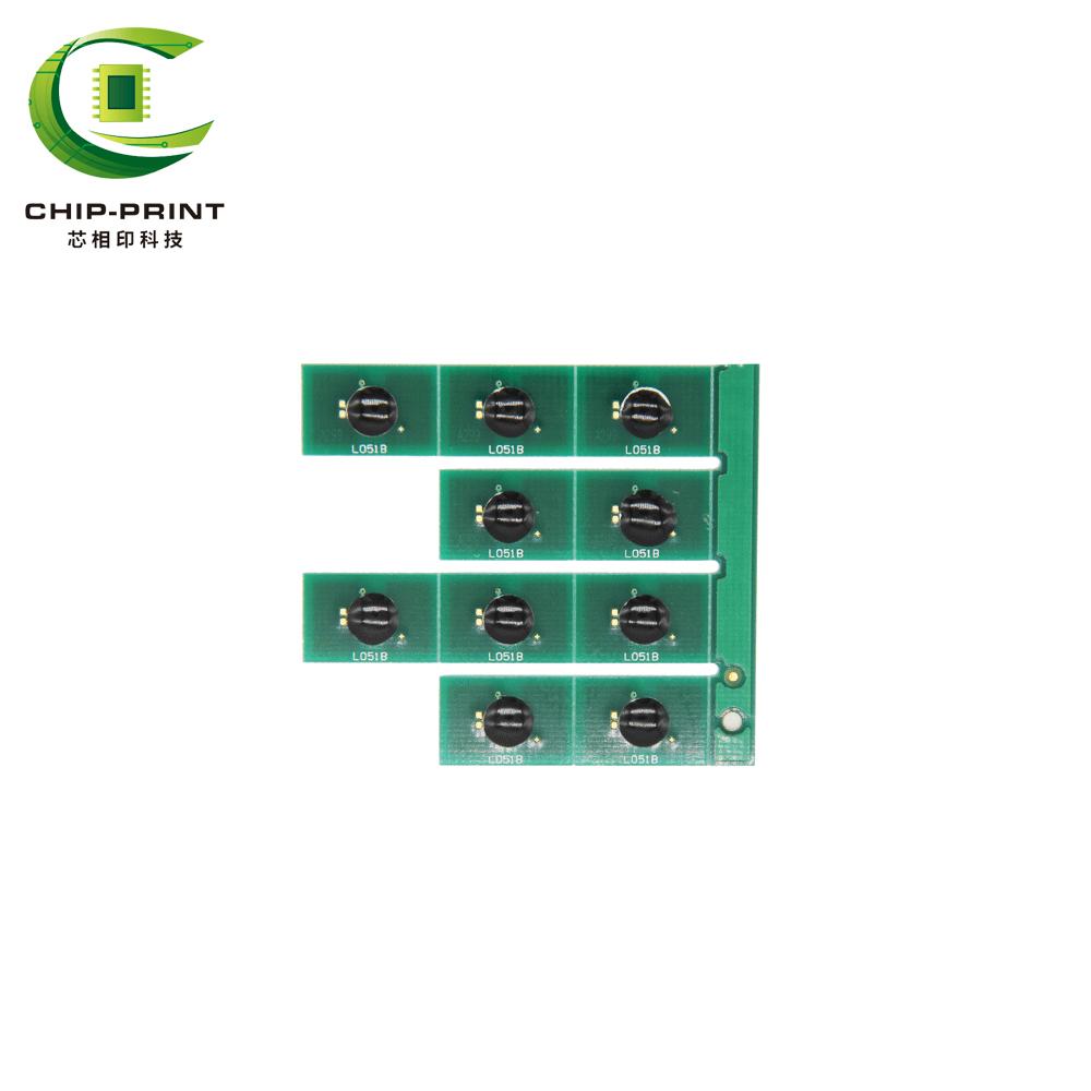최고 품질의 인쇄 칩 리셋 okis C911/931/941/942 토너 카트리지