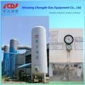 oxígeno líquido criogénico del tanque hecho en china