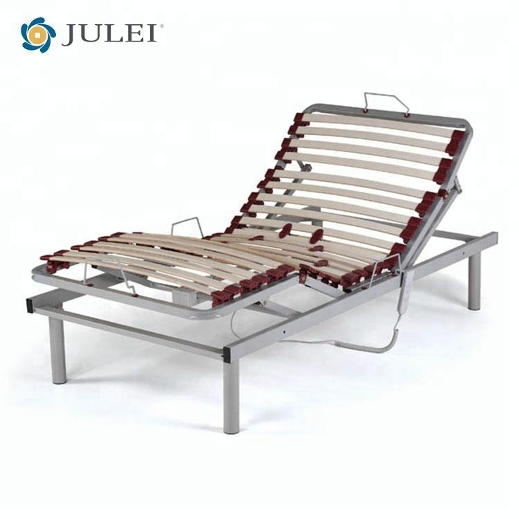 cadre de lit réglable électrique de meubles intelligents de chambre à coucher avec le moteur d'Okin