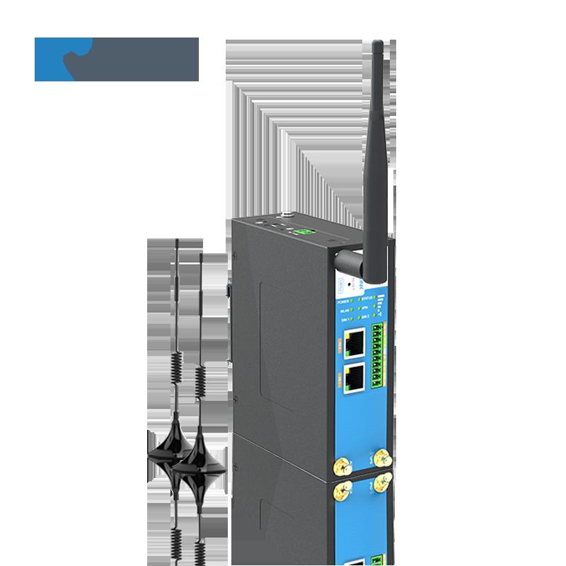 Modbus CDMA LTE 3 Gam 4 Gam GPS Router với RS232 RS485 Ethernet DI LÀM Cổng