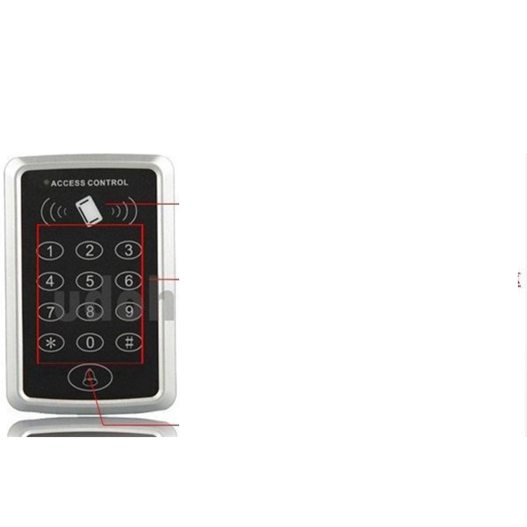 RFID smart card porta controle de Acesso Porta com código para o portão DH-711