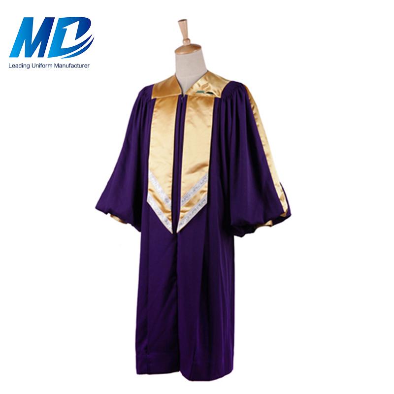 Оптовая продажа крестильное платье современный профессиональный хорошо продать хор, церковный хор халат/платье
