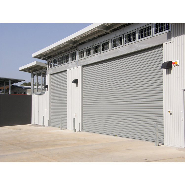 Schalldichte Panel Aluminium Shutter Hersteller Industrie Rollladen