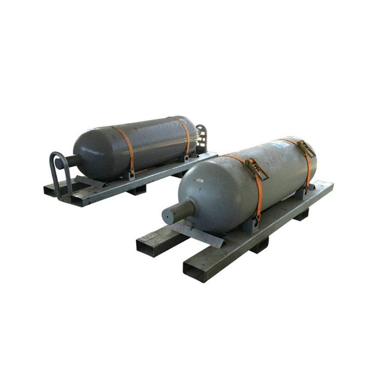 125 kg de en 440L Y cilindro de silano SiH4 de Gas