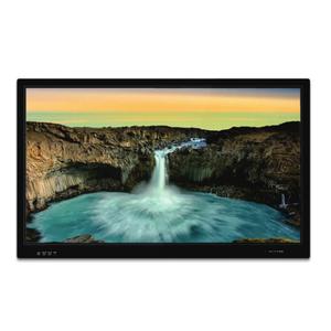 ホット販売 75 インチインテリジェントインタラクティブフラットパネルディスプレイスクリーンサポート 10 点タッチ