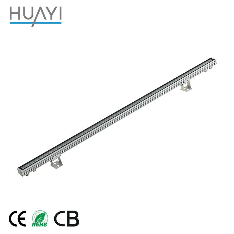 Высокое качество водонепроницаемый IP65 10 Вт 24 В светодио дный LED линейный Шайба стены лампы Наружное освещение
