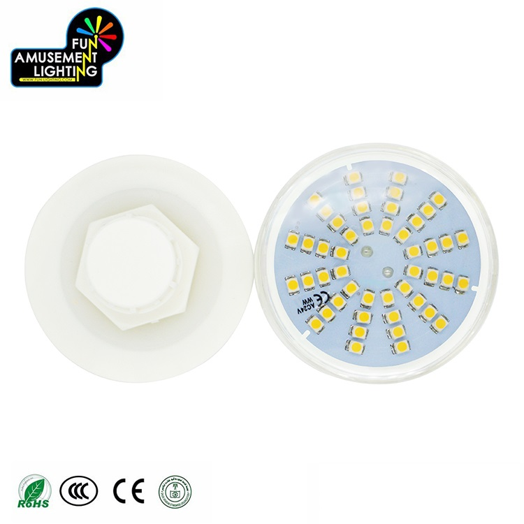Fabricante de China, venta al por mayor 48 punto LED de luz 60mm RGB LED Feria Luz