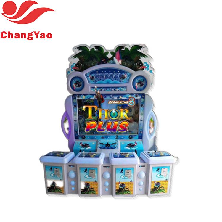 Cờ bạc cho Máy để Bán Giải Trí Trong Nhà Trò Chơi Bắn Súng Máy Dragon King Cá Săn Bắn