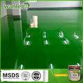 Protección del medio ambiente, anti-estática pintura de piso epóxico