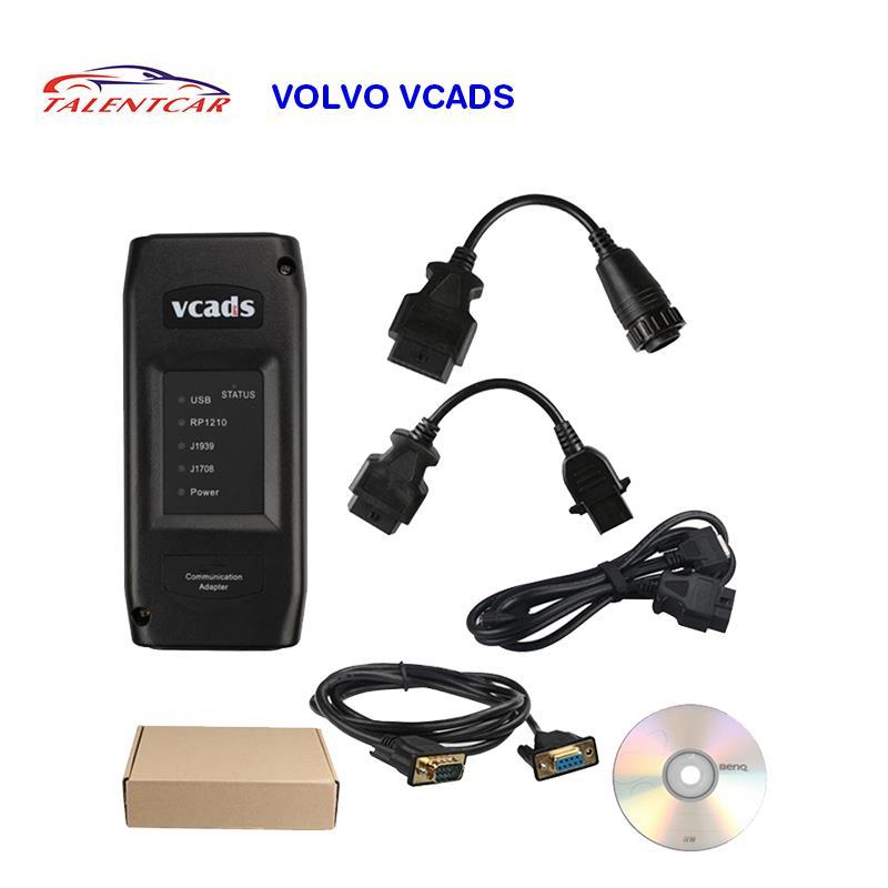 Último diseño construcción Volvo/penta herramientas de diagnóstico Volvo vcads v2.4/vcads Volvo software de diagnóstico interfaz de diagnóstico