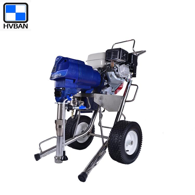 GP6300 хорошее качество высокая надежность газ безвоздушного распылителя краски