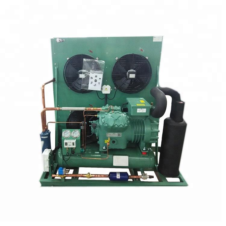 Kühlraum kondensator einheit bitzer wasser gekühlt kondensierend einheit verpackt kälte einheiten