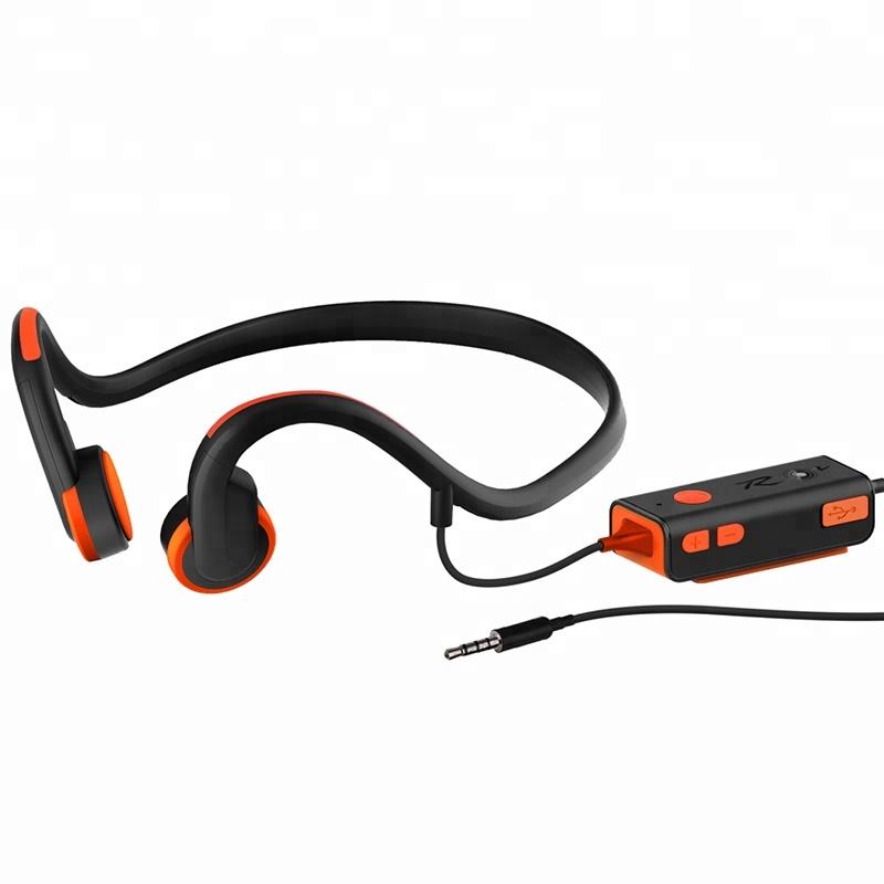 Nuevo Producto 3,5mm enchufe con cable auriculares de conducción ósea