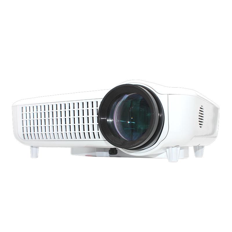 Yüksek kontrast 3d polarize izle telefon projektörü açık hava reklam için