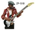 mejor precio figura escultura modelo de la guitarra eléctrica resina de la escultura