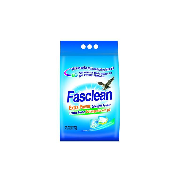 Direto da fábrica fornecer fácil de limpar eco amigável detergente em pó