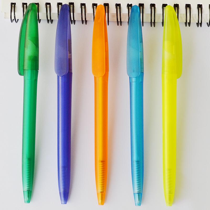 Hot bán nhựa parker nạp twist bóng điểm pen