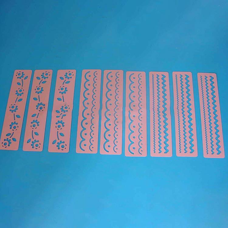 giá rẻ quảng cáo nhựa bản vẽ giấy nến và các mẫu