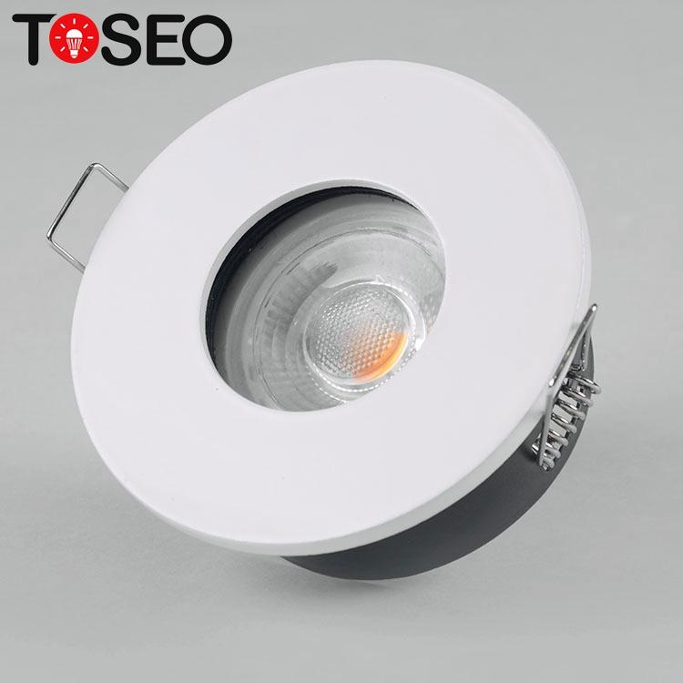 Светильники тени печать встраиваемый светильник оттенков вырезать 68 мм 6,8 см удара светодио дный ligtting тени
