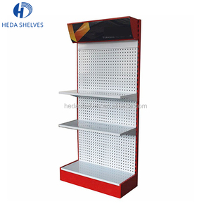 متاجر التجزئة الأجهزة أداة مخصصة عرض موقف رف السنانير ل أدوات السلطة المعرض الرف