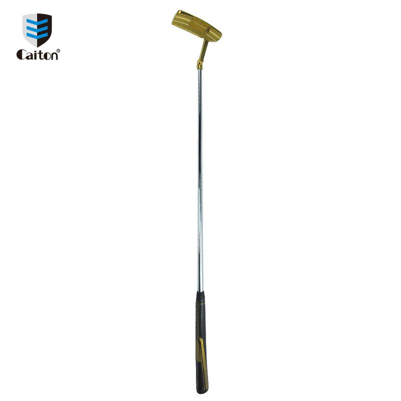 Fábrica de fornecimento fabricante de aço inoxidável padrão inovador taco de golfe