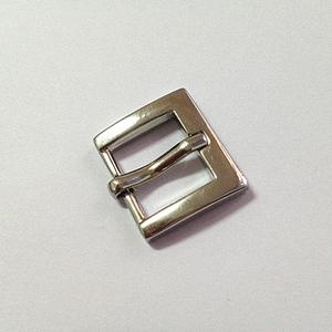 Dongguan berühmte fabrik licht gold Metall Gürtel Schnalle Gürtel Schnallen für Pu