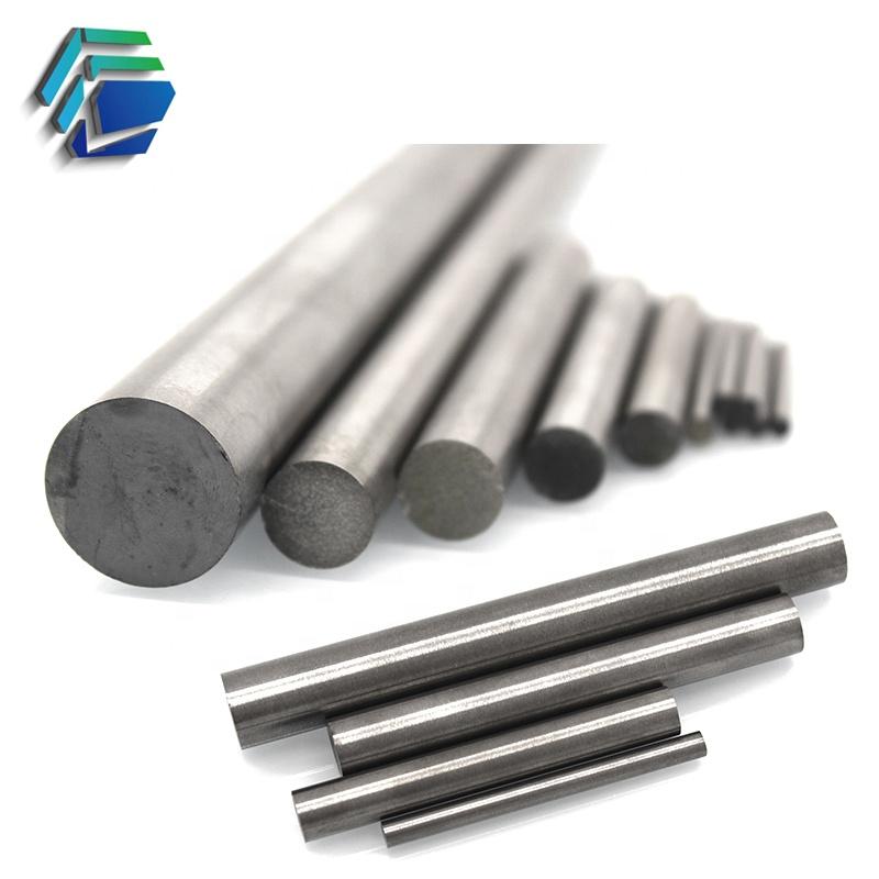 良好な耐摩耗防水焼結押出超硬ソリッドロッド価格原料 k10 タングステン鋼超硬丸棒
