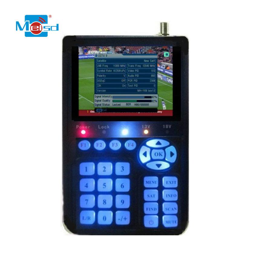 Heißer Verkauf Digital Satellite Finder Meter Preis