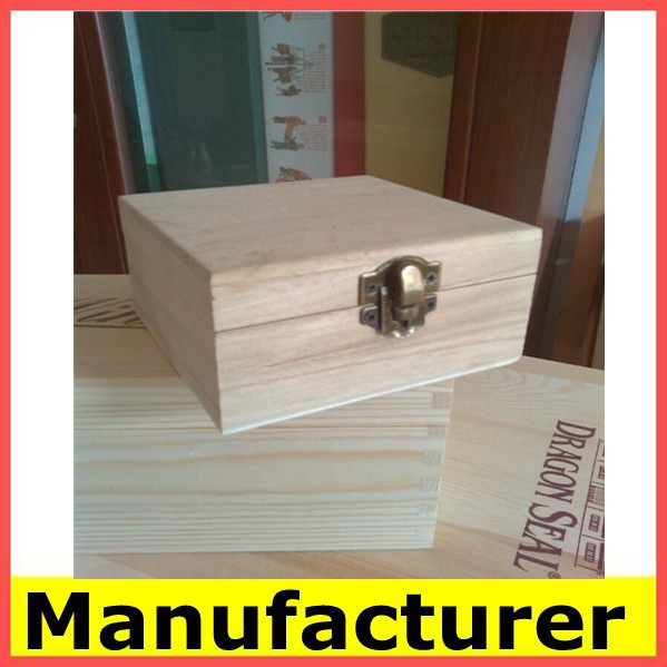 Venta al por mayor baratos manualidades hechas a mano caja - Productos de madera para manualidades ...