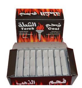 Nhà máy Trực Tiếp Tự Nhiên Torch Than Tre Hookah Shisha Than Nhà Cung Cấp