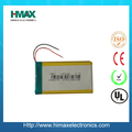 Himax high quality 7.4v 3600mah lithium battery rechargeable lipo battery