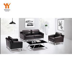 Barato sofá de couro kuka tendência clássica fabricante de móveis