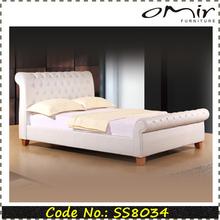 cama suave estilo francés