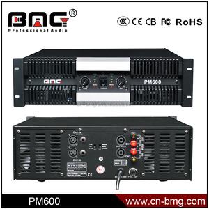 BMG PM600 Chuyên Nghiệp DJ Amplifier Giá 1000 wát Ahuja Amplifier/Mạch Khuếch Đại