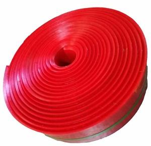 البولي يوريثين الحزام الناقل التفاف الأحمر و شوريا 70