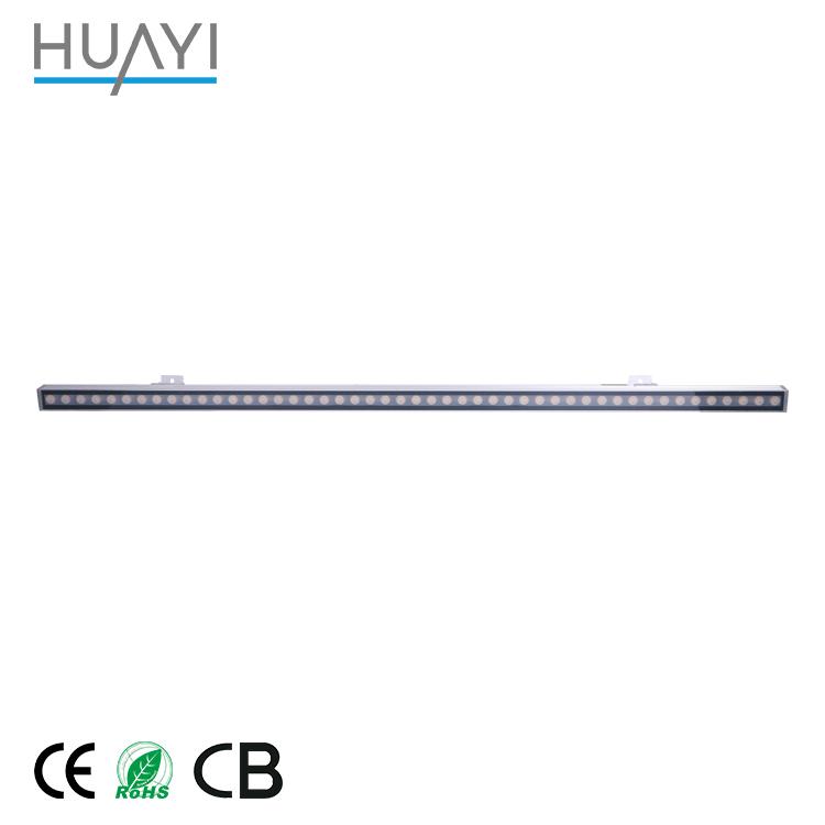 DC24V 10 Вт тонкий Ip65 поверхностного монтажа светодио дный LED алюминий Шайба стены Наружное освещение