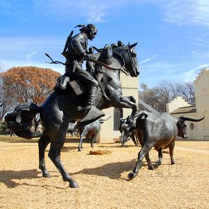 Yeni Ürünler bronz süvari heykeli