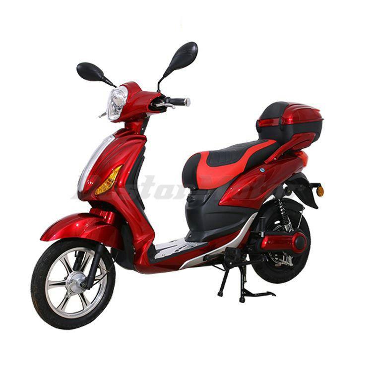 Популярный электрический скутер одобрено SGS 48 В V <span class=keywords><strong>500</strong></span> Вт с eec