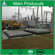 La alta calidad larga vida útil flexibles depósito de agua 10.000 litros