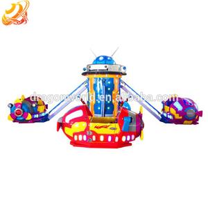 2019 тематический парк развлечений вращающийся электрические самолеты симулятор для детей