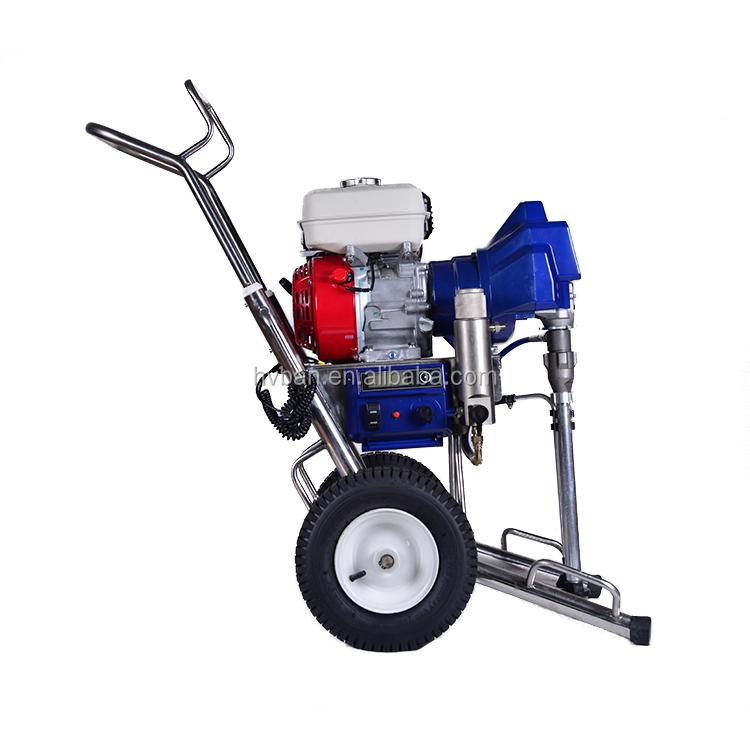 GP2700 HVBAN газовый двигатель безвоздушного распылителя краски, типа 3400 модель